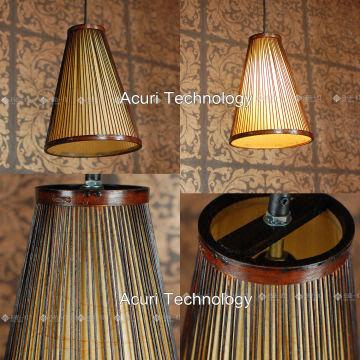 Taiwan Chinese Anese Style Ceiling Lamp Night Light Bamboo