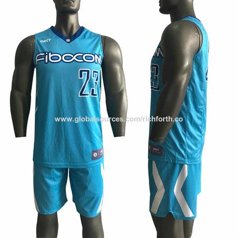 Global Sources China Sublimation Sportswear Custom Basketball Jersey Design Basketball Clothing