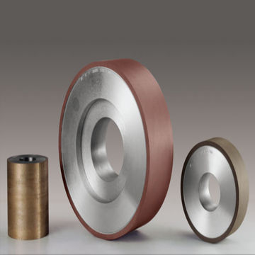 China High grinding efficiency and good self-sharpening resin bonded centerless grinding wheel for carbide