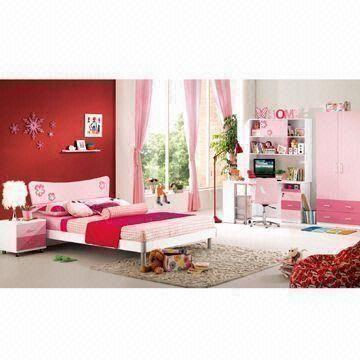 Children\'s Bedroom Furniture Set, Customized Bed Mattress ...