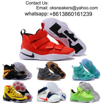 7db2e2a6aa2 China Wholesale Lebron Basketball Shoes James Basketball sneakers Men Women  sports shoes Free shipping