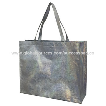 China Promotianla Eco Friendly Shopping Bags Made Of Non Woven With