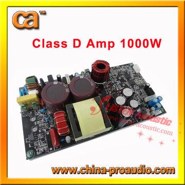 High Power Class-D Digital Amplifier Module CD-1000 | Global