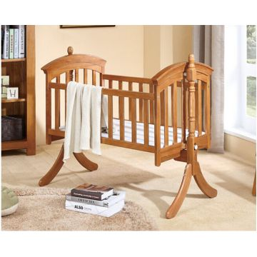 Small Baby Bed Can Swing Simple Crib China