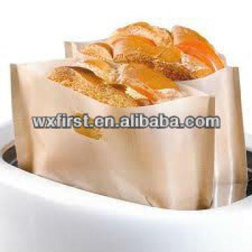 PTFE Non-stick Roasting Bag - Teflon Toaster Bags 4pk Food