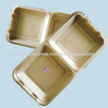 China Biodegradable Corn Starch Plate from Laizhou