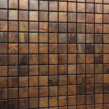 China Pure Copper Mosaic Tiles Made Of Over An Equal Ceramic