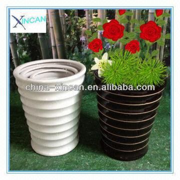 Bulk Plastic Flower Pots China