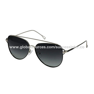 2c5a8370d427 China New Fashion Metal Sunglasses for men