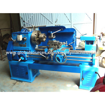 Conventional Lathe Machine | Gear Head | Flame Hard Bed