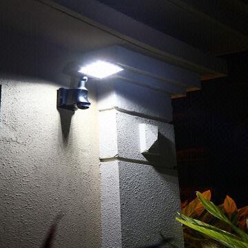 High power 20 led solar security lights with pir sensor detect 160 china high power 20 led solar security lights aloadofball Gallery