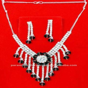 jewellry homemade sets bangles si imitation intimate jewellery param as htm india anklets necklace diamond jewelry pdtl