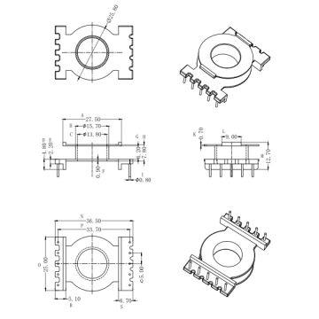 pot3314 transformer bobbin 5 5pin global sources New Transformers Prime china pot3314 transformer bobbin 5 5pin