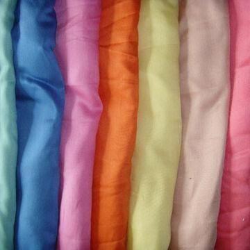 Rayon Fabric, 60 x 60/162 x 110, Made of 100% Rayon Satin ...