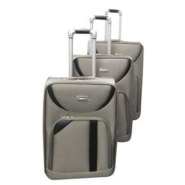 0376a21e0 China 3-piece Softside Luggage Set