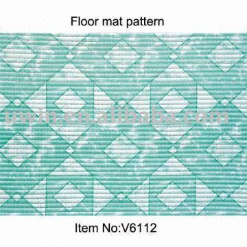 China Ant Slip Pvc Bathroom Floor Mat Anti Mats