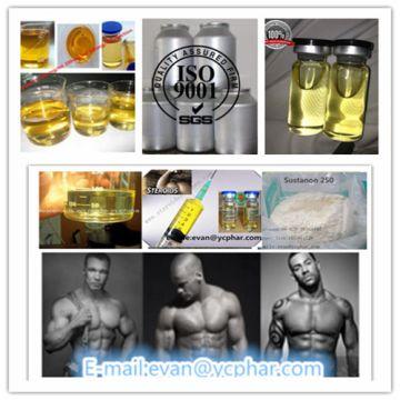 High Purity Sustanon 250 Mg/Ml 200mg/Ml 300mg/Ml 400mg/Ml
