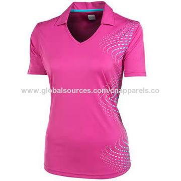 womens golf shirts