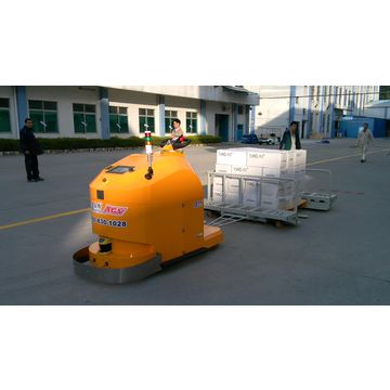 global and chinese automated guided vehicle