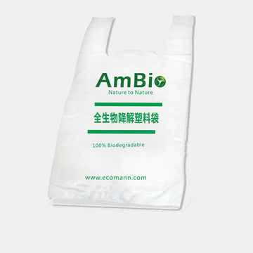 China Ok Home Compost Pha Biodegradable Bags