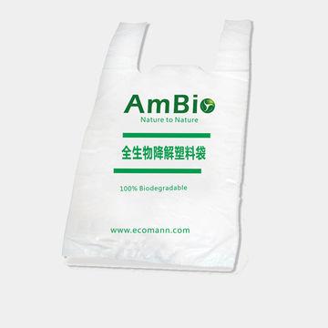 China Ok Home Compost Pha Biodegradable Bags