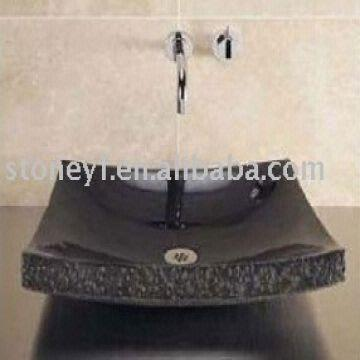 Black Granite Lavabo Global Sources