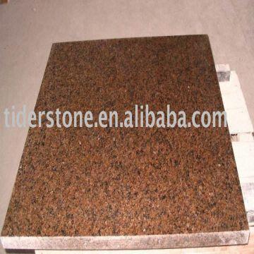 ... China Tropical Brown Granite Countertop(stone Top