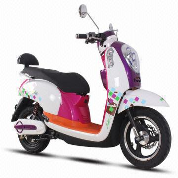 Cheap Adult Two Wheel Electric Scooter 800 Watts For Sale