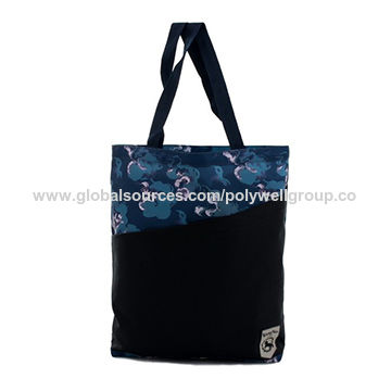 Fashionable Good Quality Canvas Tote Bags China