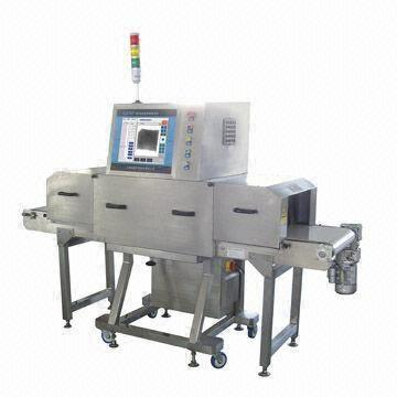 X,ray Inspection Machine, IP65 Protection Grade, Finds Out