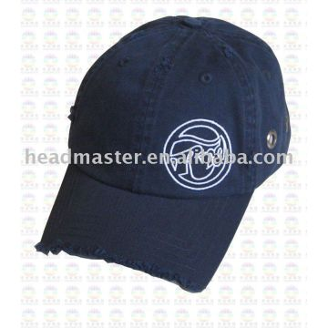 ... China Baseball cap - Cotton Twill Stone Washed Baseball 7925656c5ce
