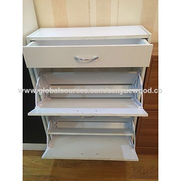 Shoe Rack With Doors.Wooden Design Shoes Cabinet Shoe Rack Drawer Cabinet With