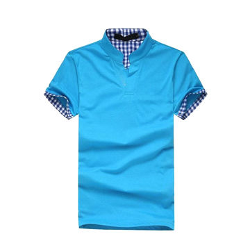 87aadfbe China Men's Latest Fashionable Design T-shirt with Short-sleeved and O-neck  ...