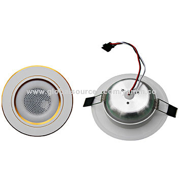 LED Ceiling light speaker,Mubulb,LED Bulb with built-in bluetooth ...:LED Ceiling light speaker,Mubulb,LED Bulb with built-in bluetooth speaker  play,Lighting