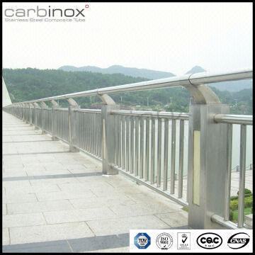 China Road Railings Street Bridge Stainless Steel Outdoor Construction