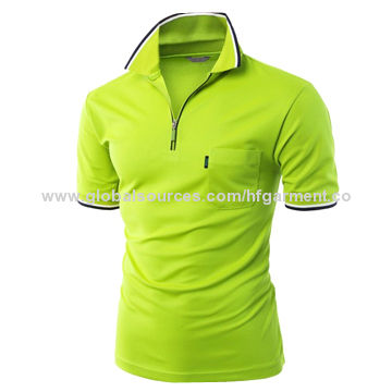 China Newest Design Polo T Shirt