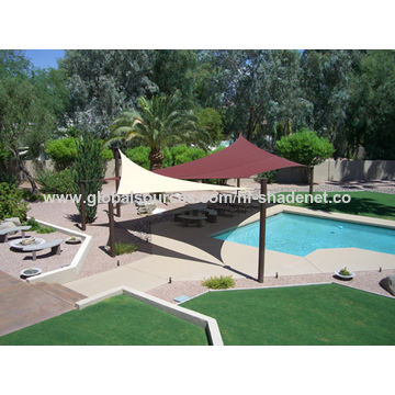 2016 HDPE Swimming Pool Shade Awning | Global Sources