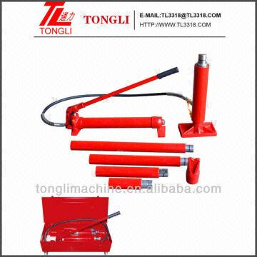 20ton TL0020 Industrial Use Hydraulic Body Frame Repair Porta Power ...