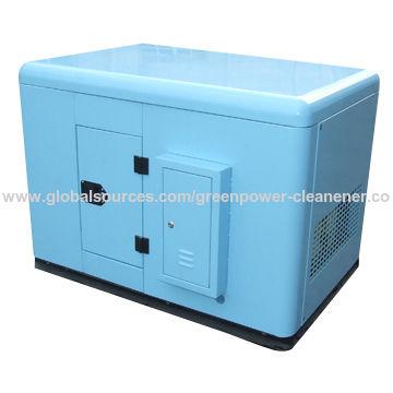 LPG propane biogas generator set