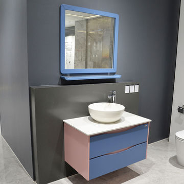 China Bathroom Vanity Cabinets From