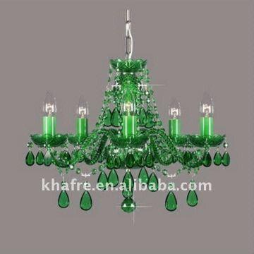 Modern green crystal chandeliers global sources modern green crystal chandeliers china modern green crystal chandeliers aloadofball Choice Image