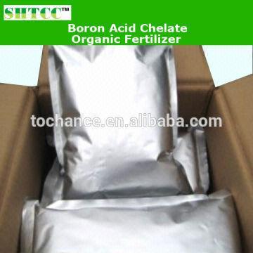 Boron Amino Acid Chelate Organic Fertilizer   Global Sources