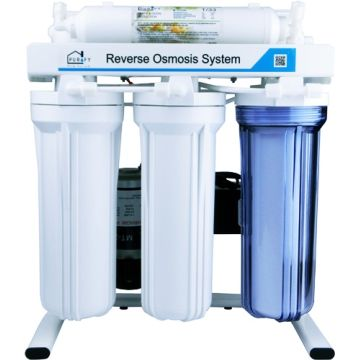 Taiwan 5 Stages Under Sink Reverse Osmosis Home Drinking RO Water  Purification System Machine Unit P550AG