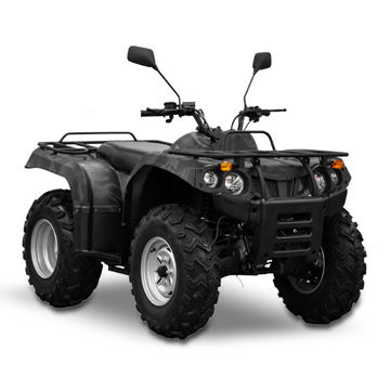 ATV, 400cc ATV with Water Cooled Engine, Measures 1,930 x