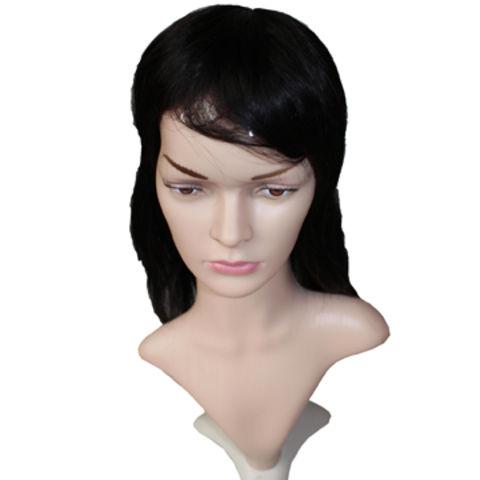 China Best quality full virgin Indian human hair women toupee for ... f478224da