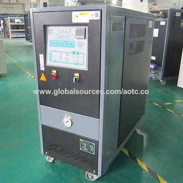 High-temperature water temperature control unit