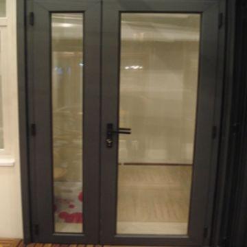 China Modern Design Aluminum Doors From Qingdao Wholesaler Qingdao