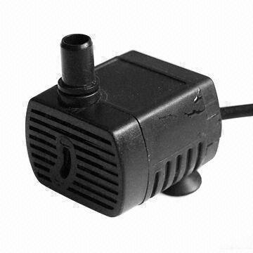 mini water pump for aquariums desktop fountains 4l minute with pump 39 s head global sources. Black Bedroom Furniture Sets. Home Design Ideas