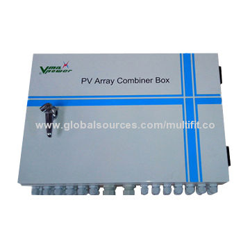 Solar Array Combination Box