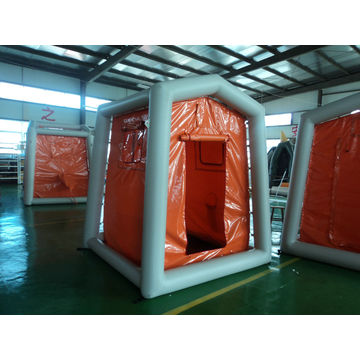 China Inflatable c&ing tent field hospital decontamination tent  sc 1 st  Global Sources & Inflatable camping tent field hospital decontamination tent ...